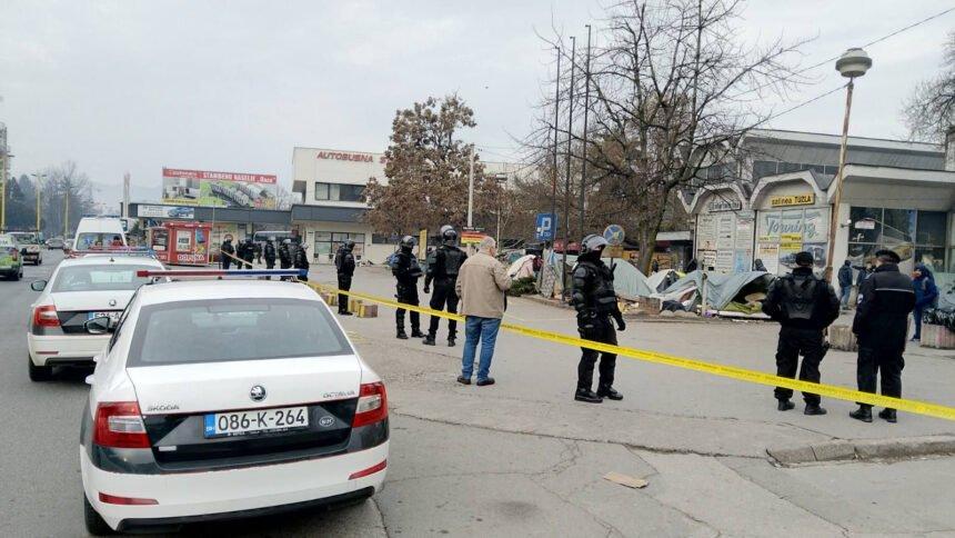 Muškarac u Sarajevu ubijen u sukobu s migrantima: Pokušao je obraniti brata?