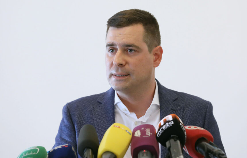"""Sve je bilo onako kako je Plenković isplanirao: Mislav Herman i njegovi ljudi sa """"šalabahtera""""osvojili zagrebački HDZ"""