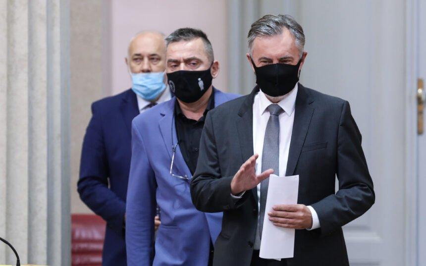 """Škoro i Mlinarić Ćipe o Plenkovićevom i Pupovčevom """"jeftinom igrokazu"""": Očekujte nova uhićenja pred važne obljetnice"""