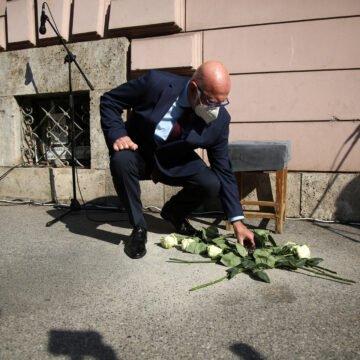 "Izraelski veleposlanik Ilan Mor: Vrijeme je da Hrvatska zabrani pozdrav ""Za dom spremni"""