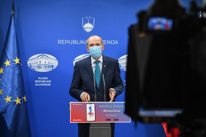 Nasilni prosvjedi u Ljubljani: Janšina Vlada optužila anarhiste, medije i oporbu