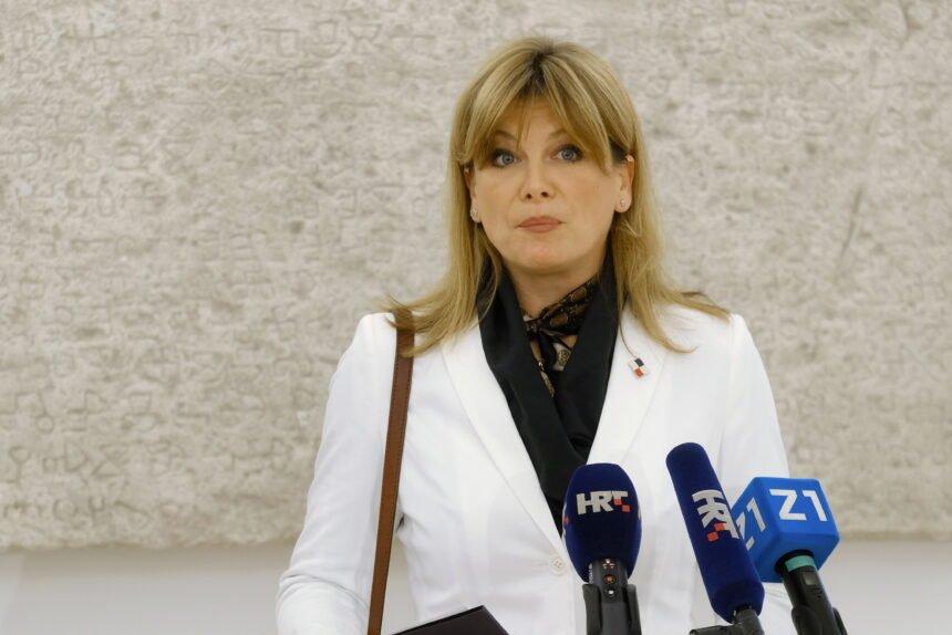 Karolina Vidović Krišto upozorila: Ako treba, organizirat ćemo i prosvjede