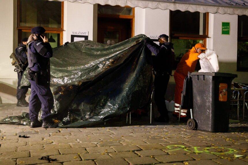 POLICIJA U AKCIJI: Terorist iz Beča imao je kontakte s njemačkim islamistima