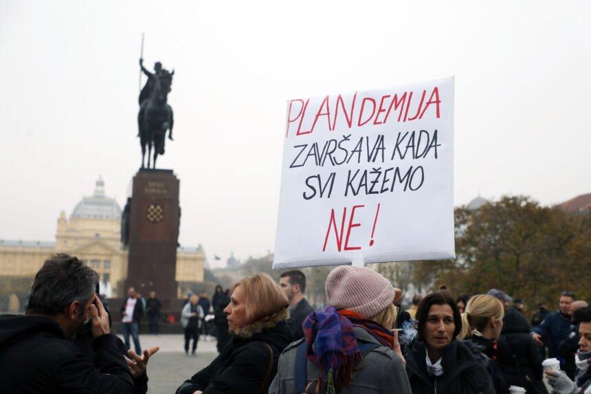 Radikalan pristup pulmologa Saše Sriće: On bi zabranio prosvjede
