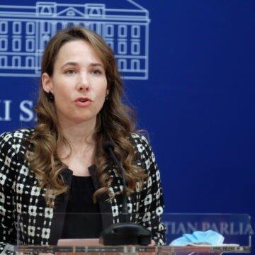 """Marija Selak Raspudić o """"seksističkom ispadu Ante Sanadera"""": Poslao je poruku da je kriva žrtva, a ne nasilnik"""