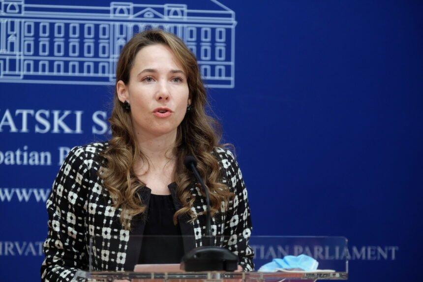 Marija Selak Raspudić ponovno prozvala Plenkovića: Poznajete li vi uopće Hrvatsku?