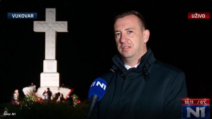 HDZ-ovac Nikola Mažar  tvrdi da Vukovarci pozdravljaju dolazak Borisa Miloševića: Otkrio je i zašto nije došao Zvonko Milas