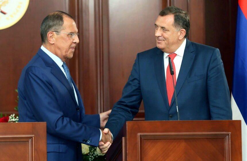 Zašto Sergej Lavrov dolazi u BiH: Ovo je velika potpora oslabljenom Miloradu Dodiku
