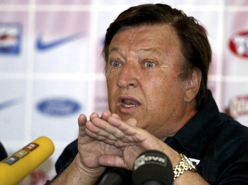 Preminuo je legendarni nogometni trener Otto Barić: I on je imao koronu