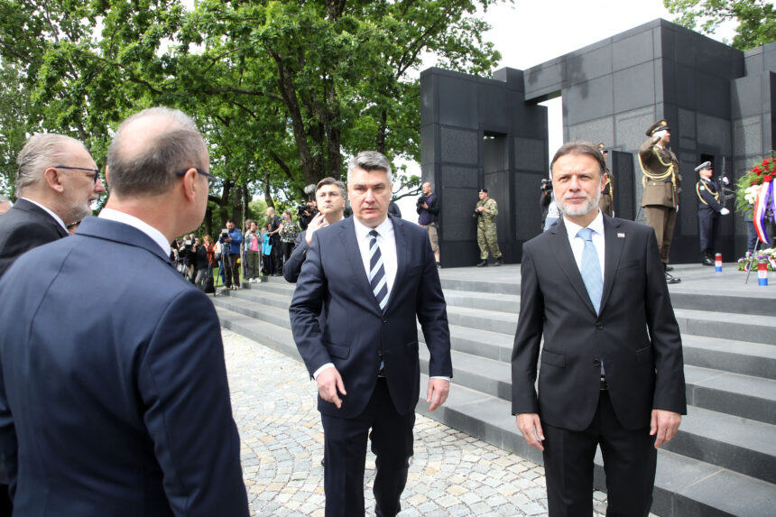 Zašto je Jandroković tako blag prema predsjedniku: Milanovića treba snažno kritizirati zato što izbjegava obveze