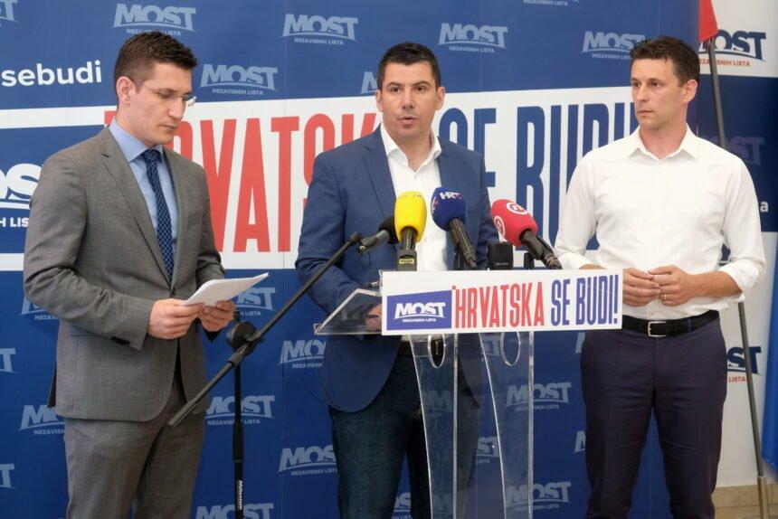Grmoja objasnio zašto Most ima malo članova i zašto ih je tako puno iz Metkovića: Optužio je jednu stranku