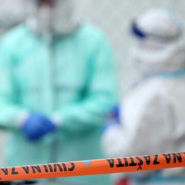 Novi crni rekord u Hrvatskoj: Od korone umrlo 78 ljudi u posljednja 24 sata