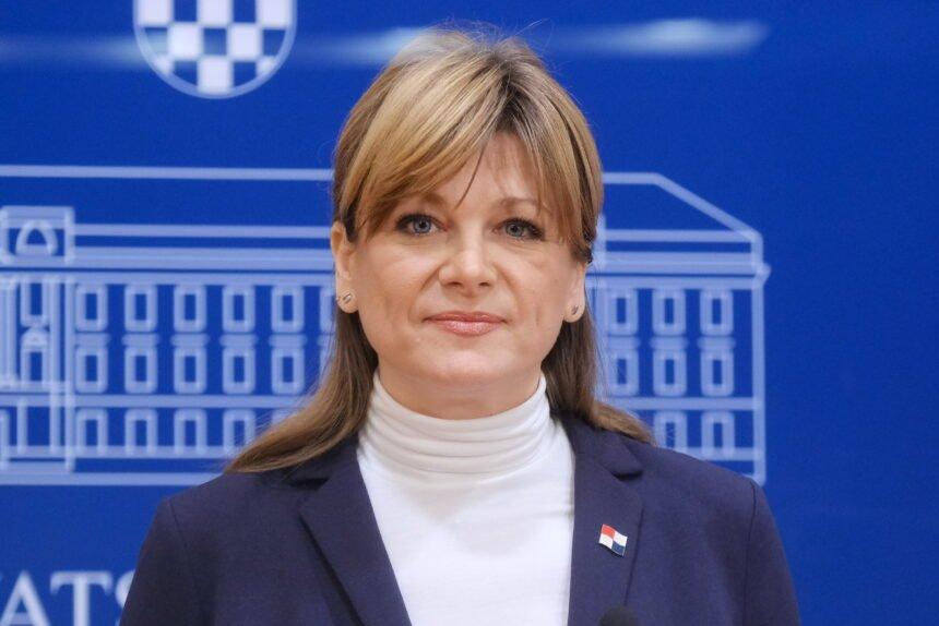 Karolina Vidović Krišto traži ostavke u pravosuđu: Štitite Bandića, Kalmetu, Tedeschija, Dalić…