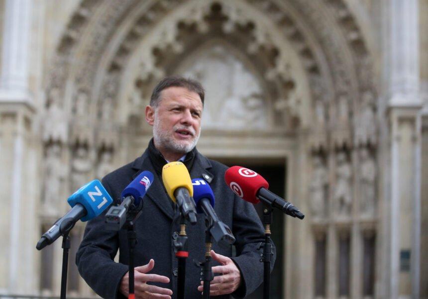 Jandroković otkrio o čemu državni vrh uopće nije razgovarao: Nadam se da je ovo zadnji Božić s maskama