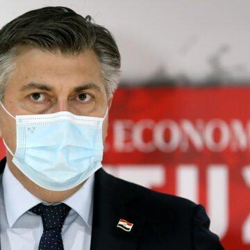 REAGIRAO HND: Plenković bi sada uređivao i medije. Zašto je uperio kažiprst prema novinarima?