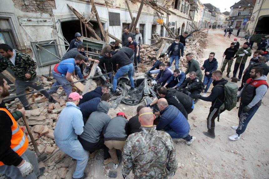 Seizmolog izračunao: Ovaj potres je tridest puta jači od onog koji je bio u Zagrebu