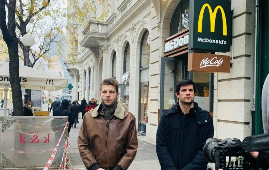 Radnička fronta upozorava na katastrofalne uvjete u McDonald'su: Radnici rade ubitačnim tempom, a nisu dobili ni božićnicu