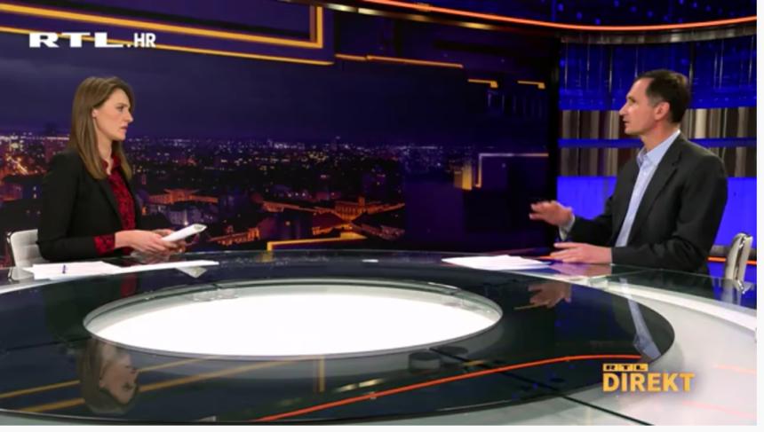 Oh, zar i ti Mojmira: Zašto poznata voditeljica nije postavila ključno pitanje Draganu Primorcu
