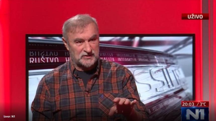 Ante Prkačin tvrdi: Bošnjačka unitarna politika uništava BiH, a Čović i Dodik spašavaju državu