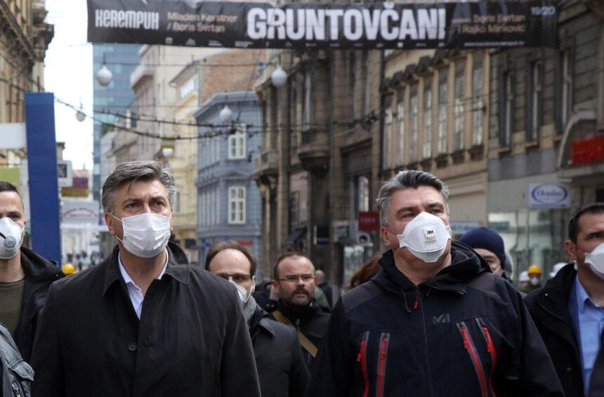 Milanović tvrdi da je spreman za cijepljenje: Hoće li mu se pridružiti Plenković i Beroš?