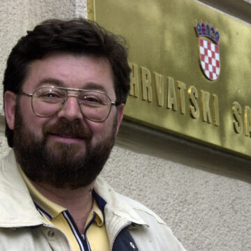 VIDEO: Legendarni novinar Ivo Lončar upozoravao je još 1998. godine na korupciju u obnovi Banovine