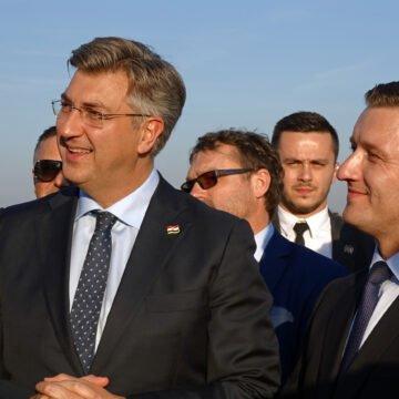 SDP-ovac Sabo oduševljen Plenkovićem koji nije osudio posrnulog Tušeka: Tako se štite svoji ljudi