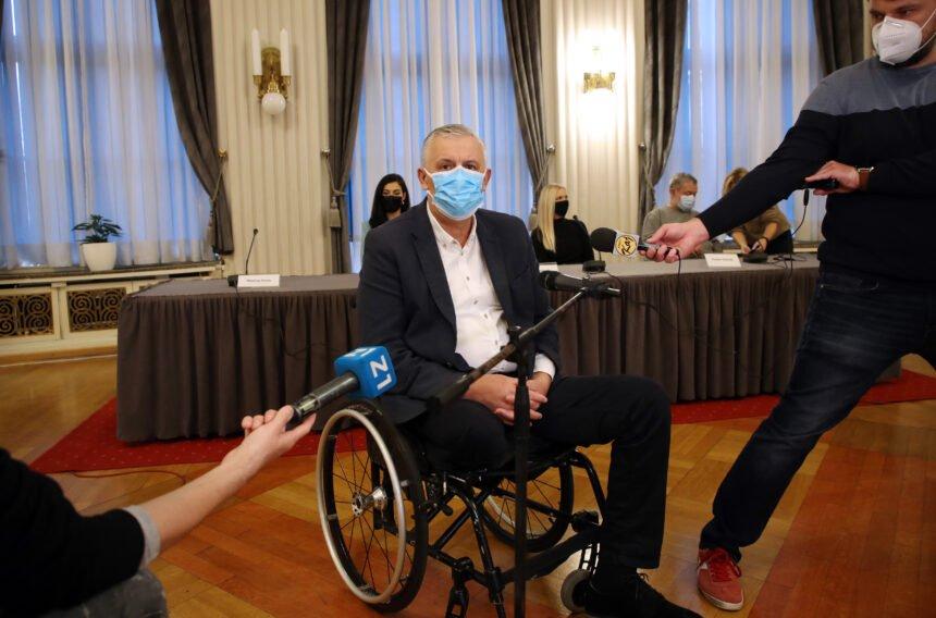 VIDEO: Ratni vojni invalid Miodrag Demo žestoko prozvao Plenkovića i Medveda, ali i svog šefa Milana Bandića