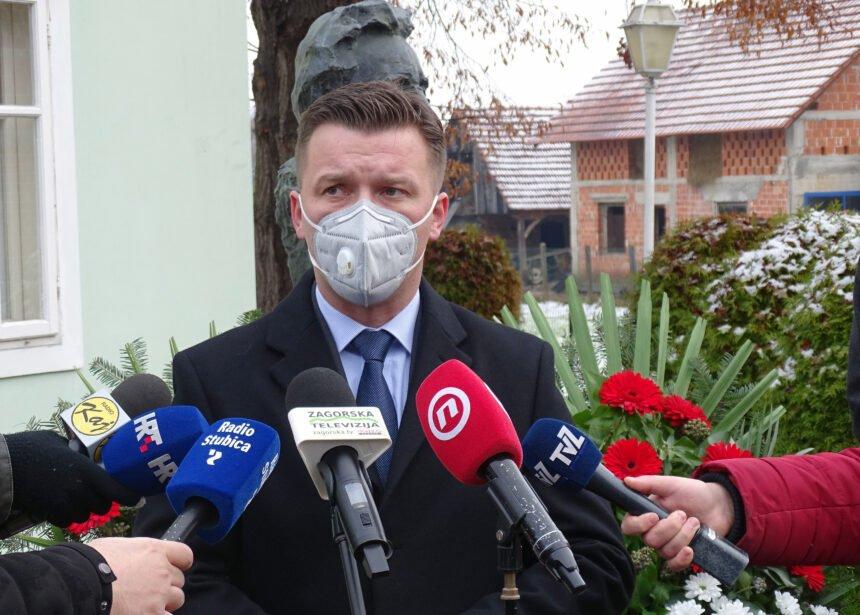 Mito i korupcija na visokoj razini: Posrnuli HDZ-ovac Željko Tušek ide u zatvor zbog 25 000 plakata?