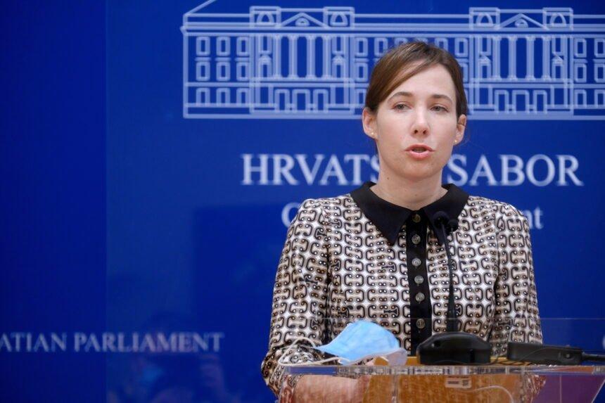 """Marija Selak Raspudić kritizirala """"verbalnog dobrotvora Jandorkovića"""": Neka nas počasti s dva istražna povjerenstva"""