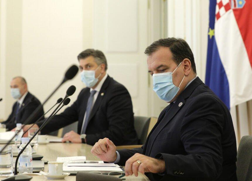 Beroš upravo potvrdio da se on i Plenković neće cijepiti: Ima vrlo zanimljivo objašnjenje