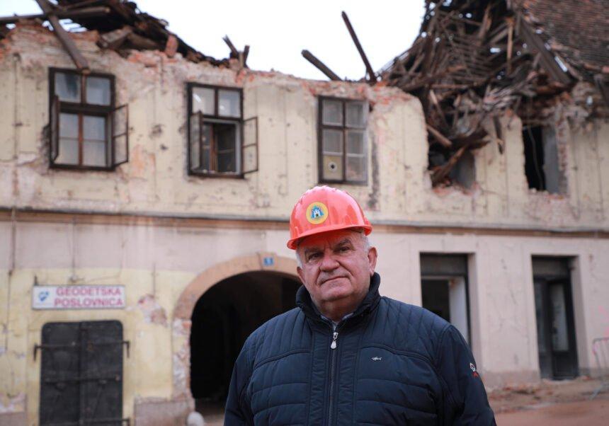 Gradonačelnik Petrinje nezadovoljan i nesretan: Dobili smo samo 30 milijuna kuna od države