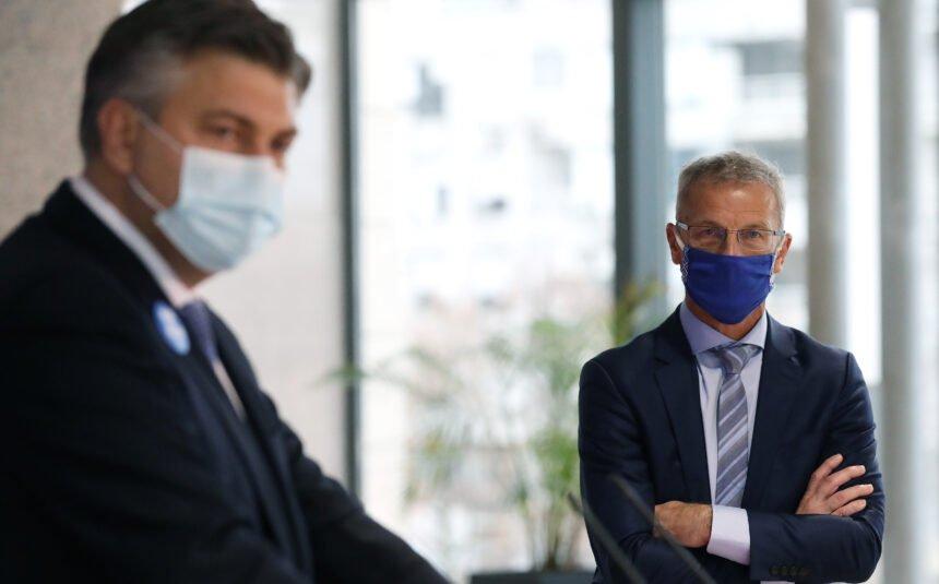 Guverner Vujčić želi zabraniti bankama isplatu dividendi: Hrvatska je u izvanrednim okolnostima