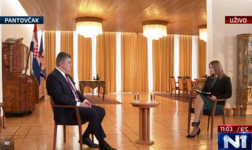 VELIKI INTERVJU: Milanović krenuo u otvoreni obračun s Bandićem: Zagreb je prljav i zapušten