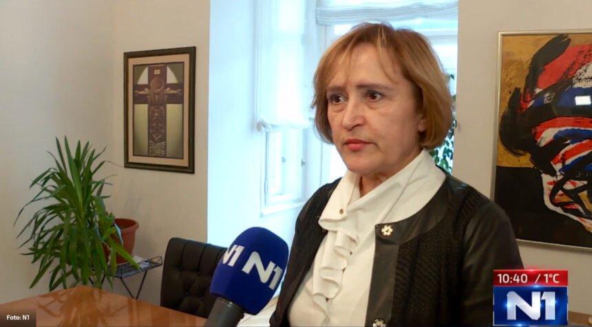 Odvjetnica  Vesna Alaburić nema razumijevanja za Viktora Šimunića: Evo kako je komentirala sporni susret u zagorskoj kleti