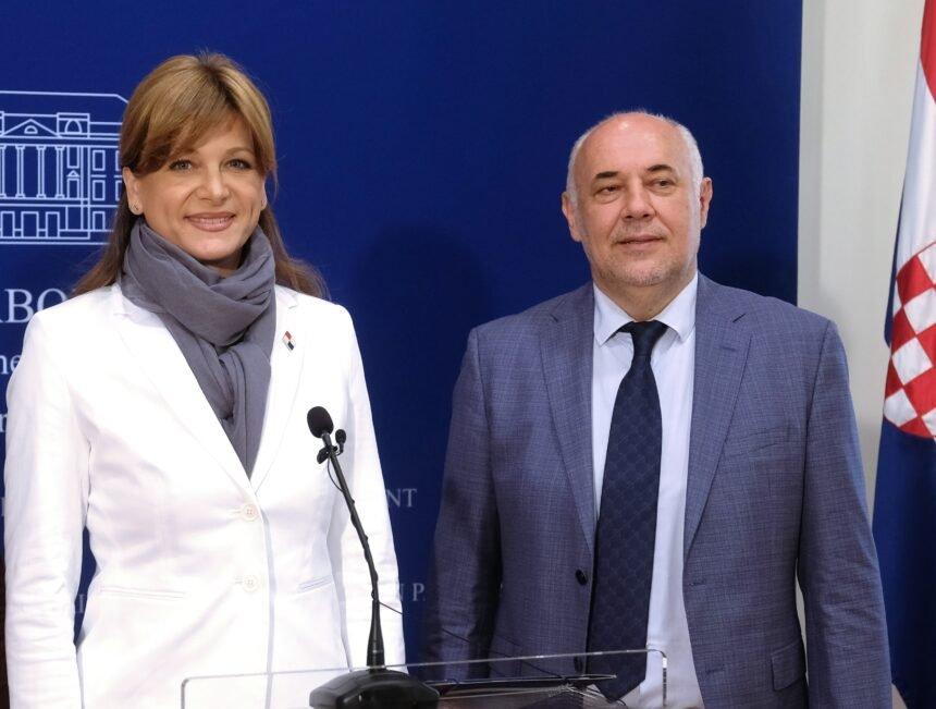 Karolina Vidović Krišto i Milan Vrkljan objasnili zašto su otišli iz Domovinskog pokreta: Mi smatramo da su potrebne korjenite promjene