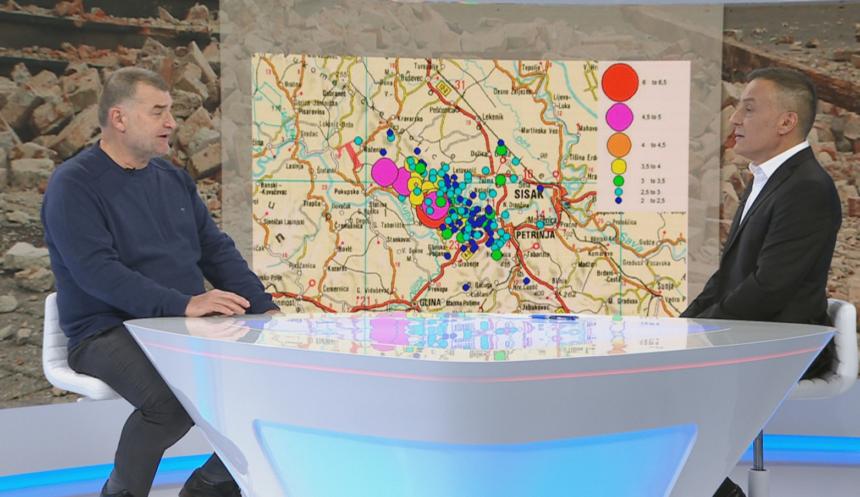 Seizmolog otkrio koliko snažan potres je moguć u Zagrebu: Grad bi jako stradao