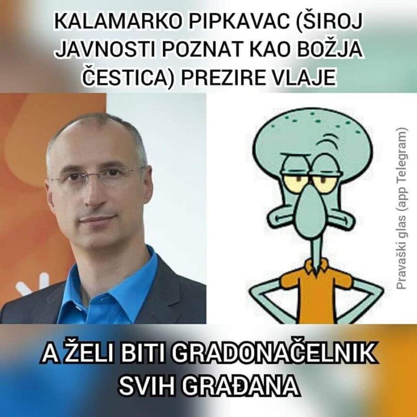 Nakon što se pojavio meme s porukom da mrzi vlaje, Ivica Puljak priznao: I ja sam vlaj