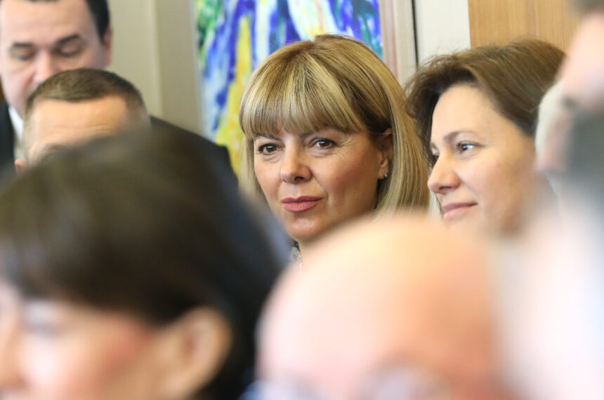 Mirjana Hrga žestoko brani HDZ-ova Davora Filipovića i pita njegove kritičare: Jel vam barem malo neugodno zbog vaše oholosti?