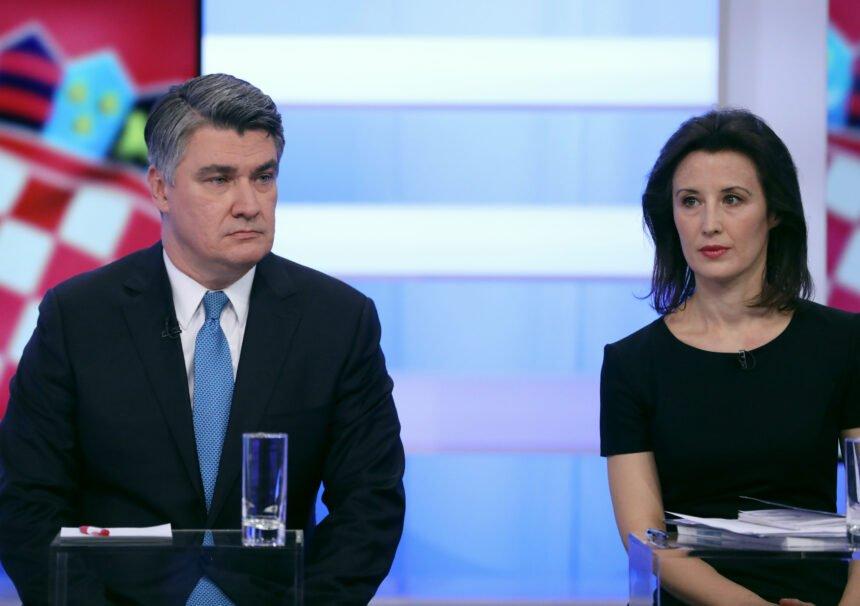Dalija Orešković pozvala Milanovića da otkrije tko se iz njegovog ureda cijepio preko reda: Zašto se ne bori protiv korupcije