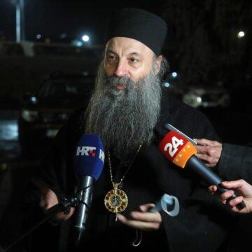 Srpski patrijarh Porfirije ipak nije održao govor na Bandićevom sprovodu: Evo što ga je spriječilo