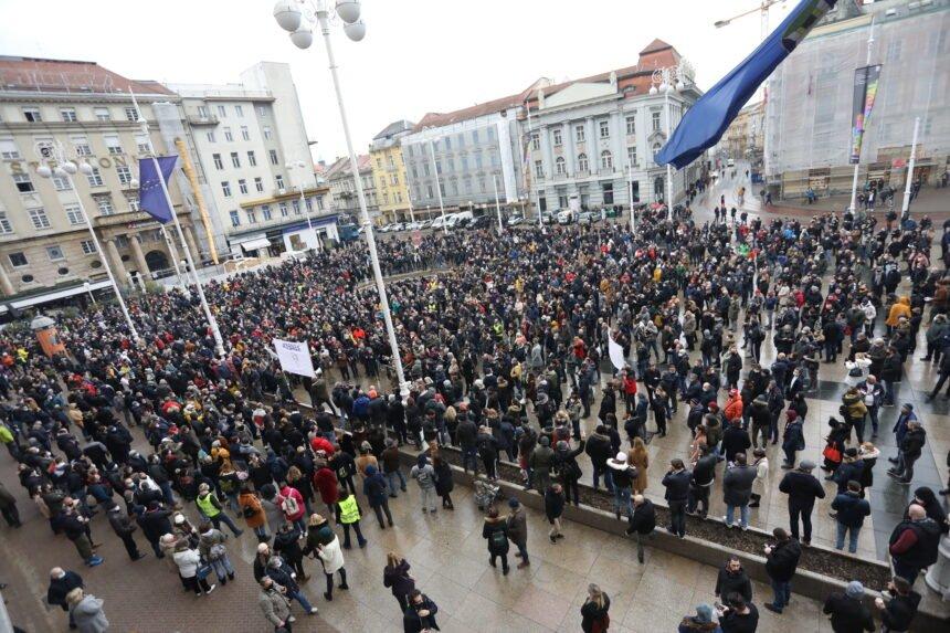 Ugostitelji najavljuju  novi prosvjed: Ne želimo biti vječno zatvoreni