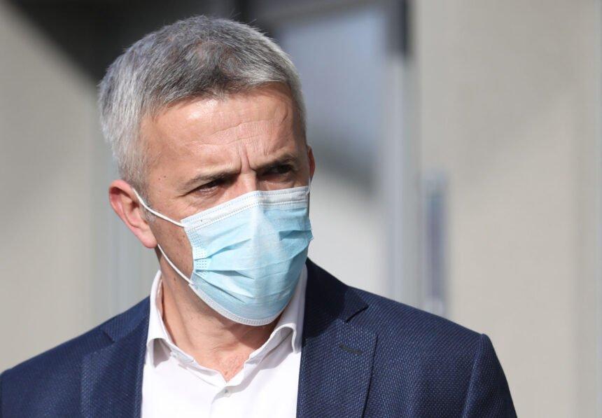 Mladen Pavić o obnovi Petrinje: Do sada je postavljeno 46 stambenih kontejnera