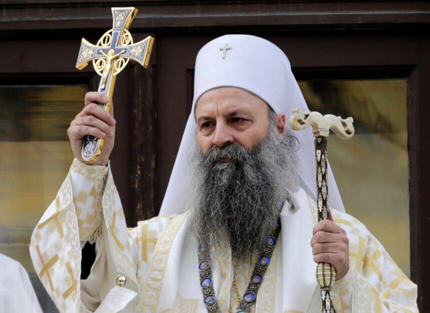 Samo tjedan dana nakon ustoličenja: Patrijarh Srpske pravoslavne crkve Porfirije stiže u Hrvatsku