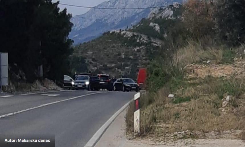 Sudarila se dva automobila iz Plenkovićeve pratnje: Vozač je dobio prekršajnu prijavu