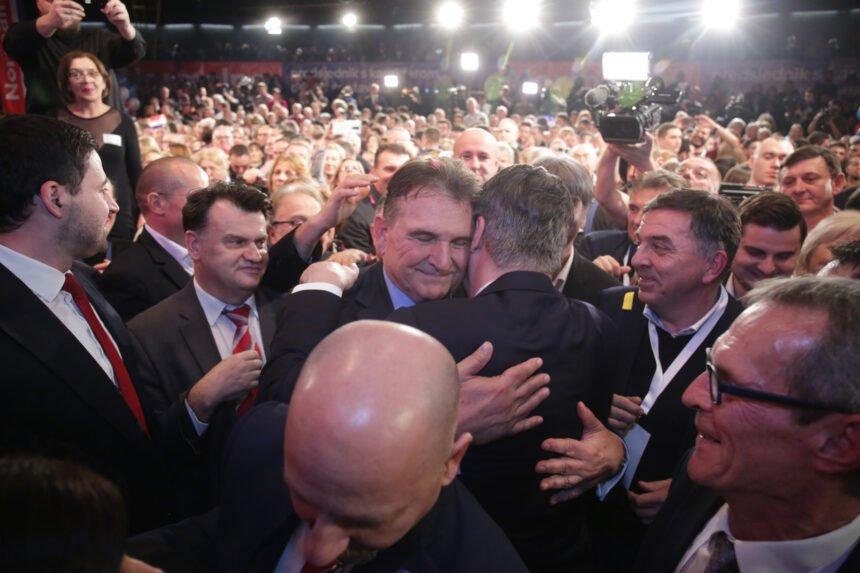 """Milanović otkrio Čačiću najstrožu """"tajnu"""": Evo tko će biti kandidat za predsjednika Vrhovnog suda"""