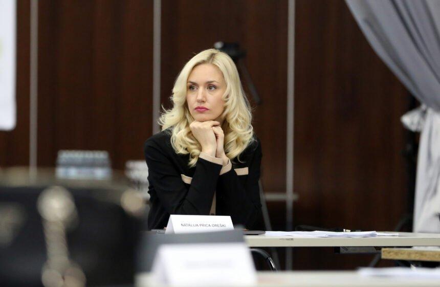 Nepoznati detalji o Nataliji Prici: Njezin brat Domagoj je zastupnik u Saboru, a šogorica radi u Gradu Zagrebu