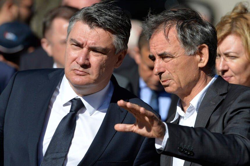 Pupovac iznio teške optužbe na račun Milanovića: Predsjednik laže, psuje i zlostavlja, a i nestabilna je
