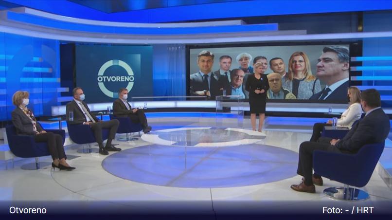 Grmoja poručio Pupovcu: Želite Milanovića prikazati kao nekakvog Hitlera koji vas kritizira jer ste Srbin