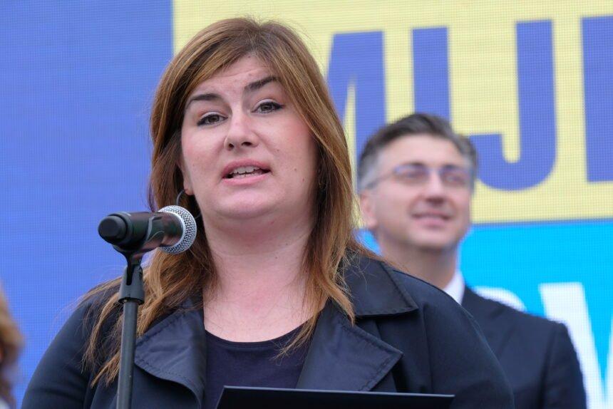 Što premijer nije shvatio: Plenkovića novinari pitali o njegovoj bivšoj ministrici koja je na meti represivnog aparata