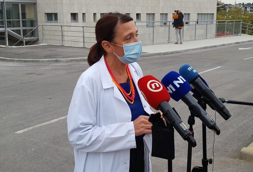 Ravnateljica pulske bolnice uputila dramatičan apel: Što je rekla ljubiteljima teorija zavjera